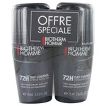 Homme Pack 72H Day Control Anti-Transpirant - 2 x 75ml