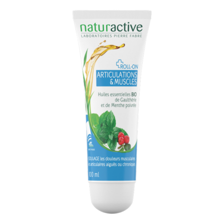 Roll-On Articulations & Muscles Bio 100ml - Naturactive