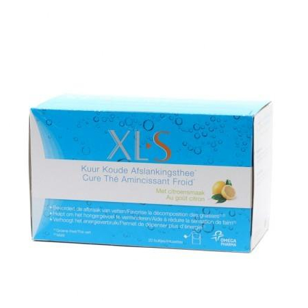 Cure The Amincissant froid 20 sachets - XL-S