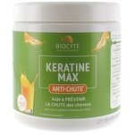 Keratine Max Capillaire Goût Multi-Fruits - 20x12g