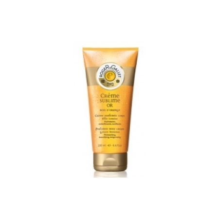 Crème Sublime Or Bois d'Orange 200 ml