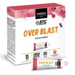 Nutrition Over Blast Perf Fruits Rouges - 10 gels