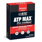 Nutrition ATP Max Pre-Workout - 30 gélules