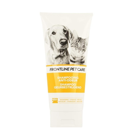 pet care sh a/pell peau grasse 200ml - Frontline