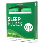 Plugged Sleep Plugs 3 Paires