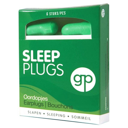 Plugged Sleep Plugs 3 Paires - GetPlugged