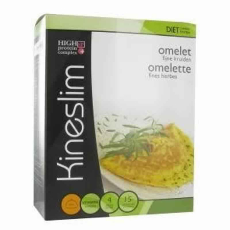 Omelette aux Fines Herbes - 4 omelettes - Kineslim