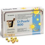 Nord D-Pearls 800 - 120 capsules