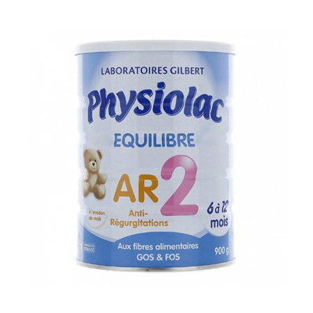 Equilibre AR 2 - 900g - Physiolac