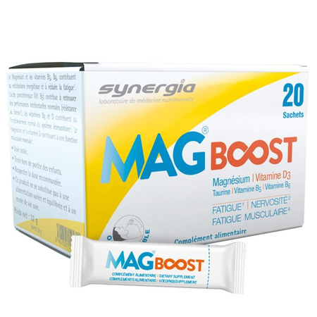 Boost Orodispersible 20 sachets - Synergia