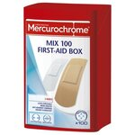 Mix 100 First-Aid Box - 100 pièces