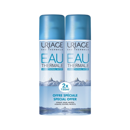 Eau Thermale - 2 x 150ml - Uriage