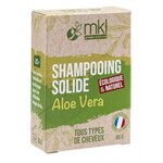 Shampooing Solide Aloe Vera - 65g