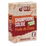Shampooing Solide Huile de Coco - 65g