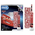 Kids D100 Cars + Travel Case OFFRE SPECIALE