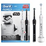 Junior Familly Edition PRO2 Black + Junior Star Wars