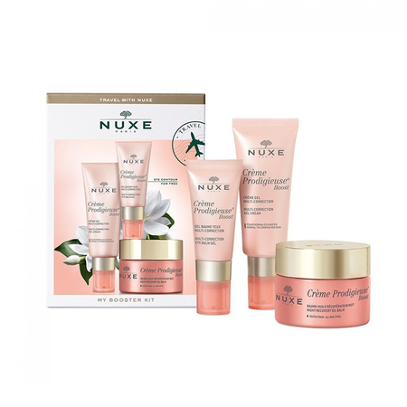 Coffret Travel with Nuxe My Booster Kit - Nuxe
