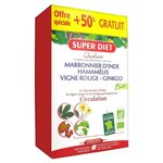Quatuor Vigne Rouge Circulation Bio - 20 ampoules de 15ml + 10 OFFERTES