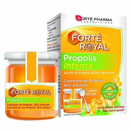 Forté Royal Pot Propolis Intense 45mg - Forte Pharma