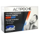 Coussin Thermique Chaud & Froid Yeux & Tempes 8x24cm