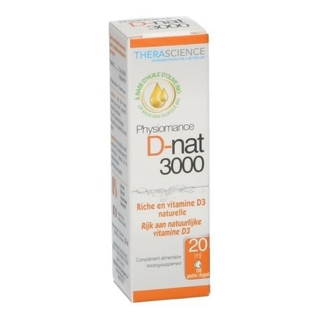 Physiomance D-nat 3000 - 20ml - THERASCIENCE
