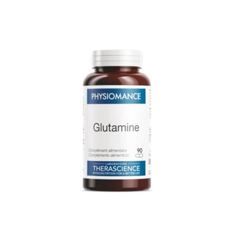 Physiomance Glutamine - 90 gélules - THERASCIENCE