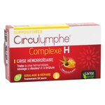 Circulymphe Complexe H - 10 suppositoires