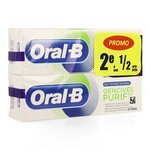Dentifrice Gencives Purify Nettoyage Intense OFFRE SPECIALE - 2x75ml