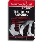 Sport Traitement ampoules 5 pansements