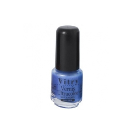 Maquillage des Ongles Vernis à Ongles Bleu Jeans 4ml