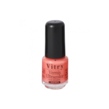 Maquillage des Ongles Vernis à Ongles Corail 4ml
