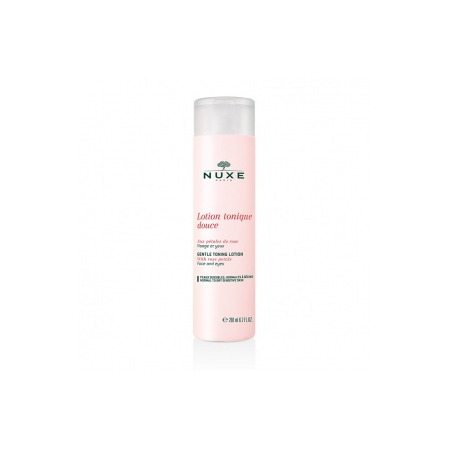 Lotion tonique douce aux Pétales de Rose -  200 ml - Nuxe
