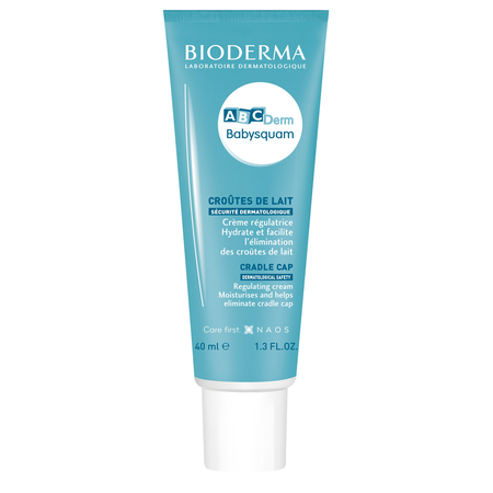 ABCDerm Babysquam - 40 ml - Bioderma
