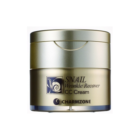 CC Cream Snail Wrinkle Recover SPF30 - Charmzone
