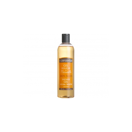 Gel douche de Marseille Vanille Miel 400 mL