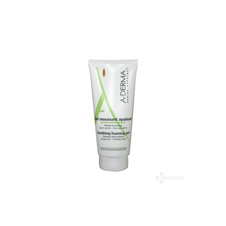 ADERMA - AVOINE RHEALBA GEL MOUSSANT APAISANT 200ML