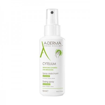 Cytelium - Spray asséchant - 100 ml - A-Derma