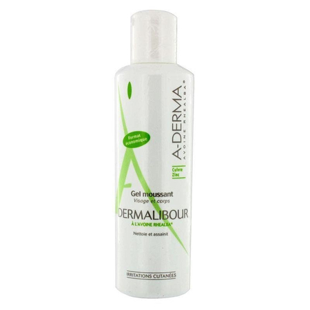 Dermalibour+ - Gel Moussant - 250 ml - A-Derma