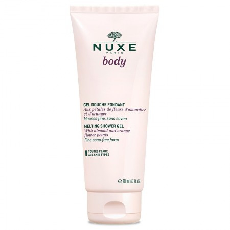Body Gel douche fondant - 200 ml - Nuxe