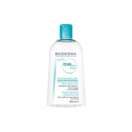ABCDerm H2O Solution Micellaire 500 ml