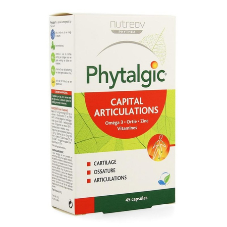 Phytalgic Capital Articulations 45 Capsules