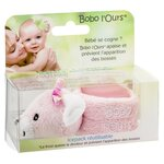 Bobo L'ours Rose