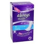 ALWAYS DAILIES PROTEGE SLIP NORMAL 30