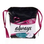 ALWAYS SENSITIVE SERVIETTE PERIODIQ NORMAL PLUS 12