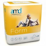 Form Cotton Feel Extra - 20 protections anatomiques