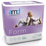 Form Cotton Feel Maxi - 20 protections anatomiques