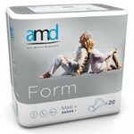Form Cotton Feel Maxi+ - 20 protections anatomiques