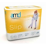 Slip Extra - Taille Large - 20 changes complets