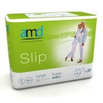 Slip Super - Taille Large - 20 changes complets