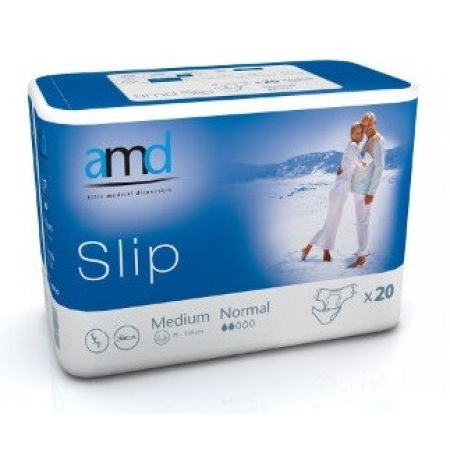 Slip Normal Taille M - 20 changes complets - AMD